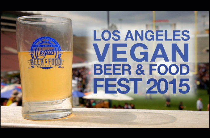 2015 LA Vegan Beer and Food Fest